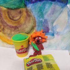 Дима Р в конкурсе «Разбуди фантазию с Play-Doh!»