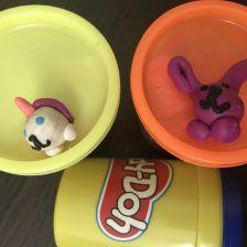 Людмила М в конкурсе «Разбуди фантазию с Play-Doh!»