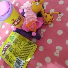 Лиза С в конкурсе «Разбуди фантазию с Play-Doh!»