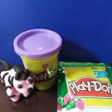Платоша П в конкурсе «Разбуди фантазию с Play-Doh!»