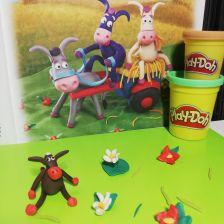 Дмитрий Кравцов в конкурсе «Разбуди фантазию с Play-Doh!»