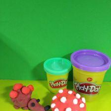 Даня Резцов в конкурсе «Разбуди фантазию с Play-Doh!»
