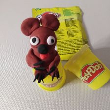 Милена Руськина в конкурсе «Разбуди фантазию с Play-Doh!»