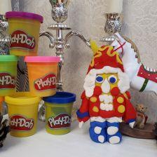 Маргарита Семенова в конкурсе «Разбуди фантазию с Play-Doh!»