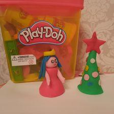 Подольская Антоновна Алина в конкурсе «Разбуди фантазию с Play-Doh!»