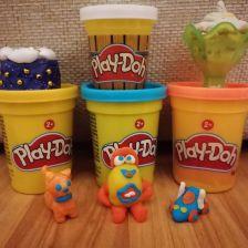 Валерия Артёмовна Петрова в конкурсе «День рождения Play-Doh!»