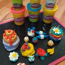 Ярослава Никитична Ощепкова в конкурсе «День рождения Play-Doh!»