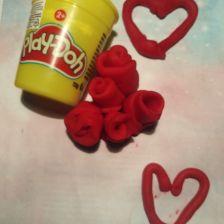 Стефания Александровна Горбунова в конкурсе «День рождения Play-Doh!»