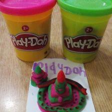 Ирина Александровна Коробкина в конкурсе «День рождения Play-Doh!»
