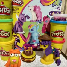 Анна Викторовна Гапотченко в конкурсе «День рождения Play-Doh!»