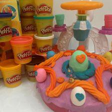 Полина Сергеевна Еловская в конкурсе «День рождения Play-Doh!»