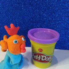 Инна в конкурсе «День рождения Play-Doh!»