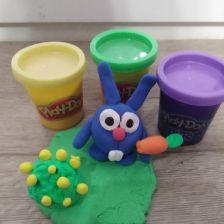 Анна Владимировна в конкурсе «День рождения Play-Doh!»