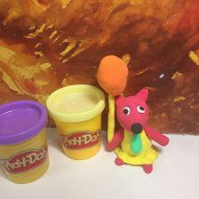 Машенька Беликова в конкурсе «День рождения Play-Doh!»