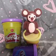 Дима Р в конкурсе «День рождения Play-Doh!»