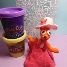 Полина П в конкурсе «День рождения Play-Doh!»