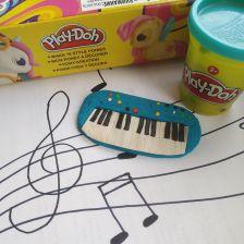 Ксения Андреева в конкурсе «День рождения Play-Doh!»