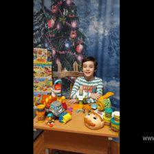 Фёдор Дмитриевич Инюткин в конкурсе «Стань ведущим»