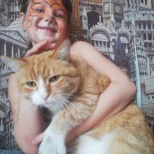 Софья Андреевна Годунова в конкурсе «Мой домашний любимец»