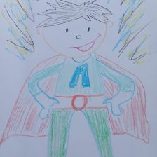 Николай в конкурсе «Супергерои АКВАФОР<sup class=