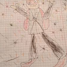 Умар Рауфович Уруджиев в конкурсе «Супергерои АКВАФОР<sup class=