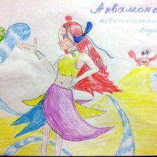 Виктория Алексеевна Четыркина в конкурсе «Супергерои АКВАФОР<sup class=
