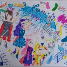 Елизавета Александровна Скарбова в конкурсе «Супергерои АКВАФОР<sup class=