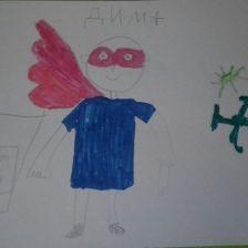 Джанетта в конкурсе «Супергерои АКВАФОР<sup class=