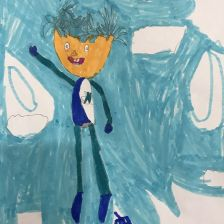 Кристиан Владимирович Ночевный в конкурсе «Супергерои АКВАФОР<sup class=