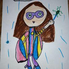 Мария Петрова в конкурсе «Супергерои АКВАФОР<sup class=