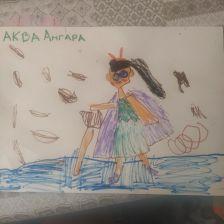 Дарина Андреевна Ран в конкурсе «Супергерои АКВАФОР<sup class=