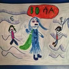 Соня Олеговна Николаева в конкурсе «Супергерои АКВАФОР<sup class=