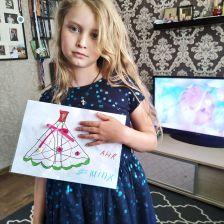 Аня Константиновна Федорова в конкурсе «Вечеринка фей Winx»