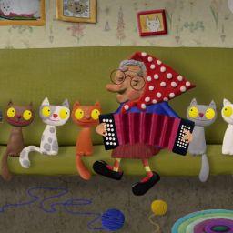 Семь кошек