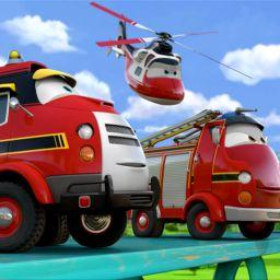 Рэй и пожарный патруль