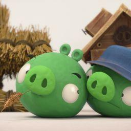 Истории свинок. Свинки на работе