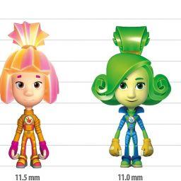 «Фиксики»: угадайте персонажей по картинкам!