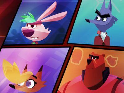 Кто вы из героев мультсериала С.О.Б.Е.З?