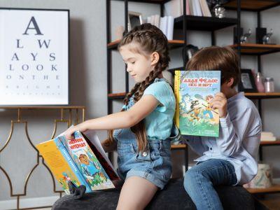 Программа мероприятий от издательства «АСТ Дети» на ММКВЯ 2019
