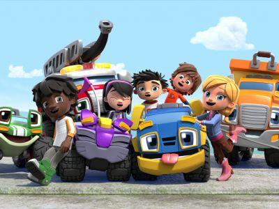«Рев и заводная команда»: угадайте героев и их машинки по фото!