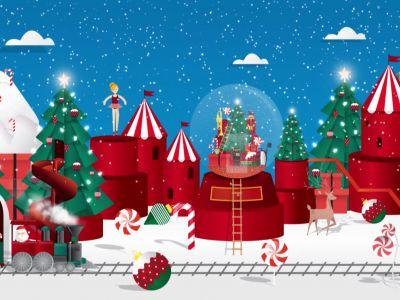 Музыкальный спектакль «Новогодняя сказка, или Подарок с секретом»