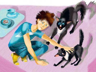 Отрывок из книги «Приключения Алисы Селезнёвой»