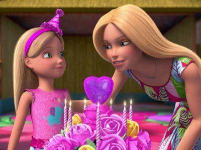 Мультфильм «Барби и Челси. Потерянный день рождения»
