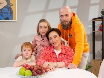 Программа «Семья на ура!» — в эфире с 22 мая!