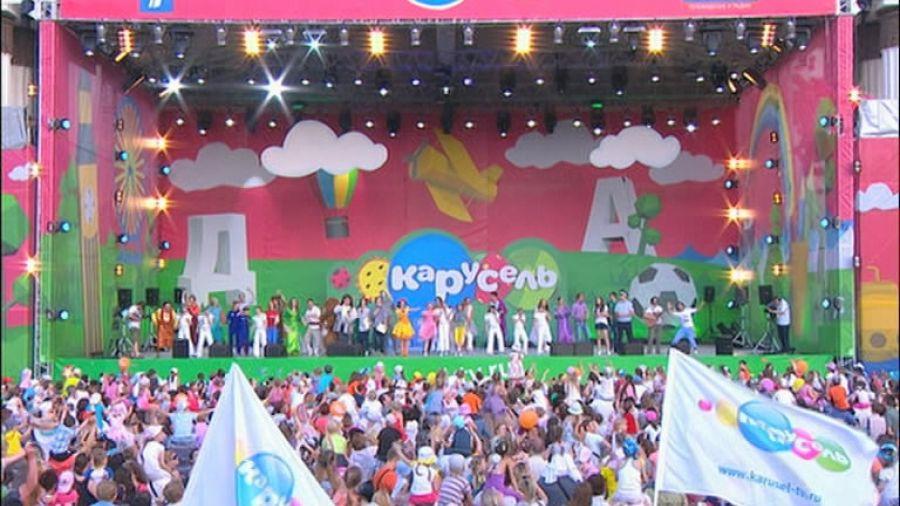 Итоги праздника канала Карусель на ВВЦ 1 июня