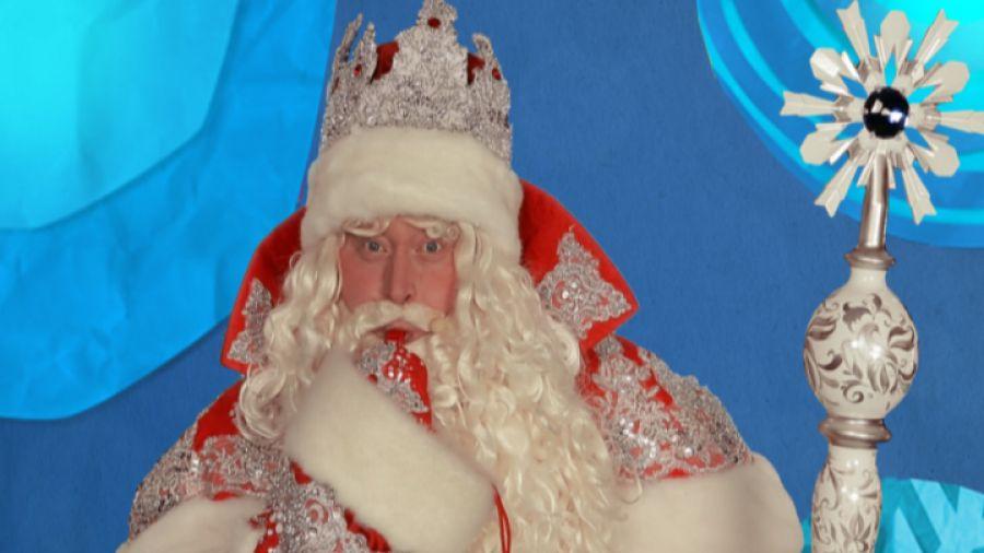 Цирк Деда Мороза. Ролик 4
