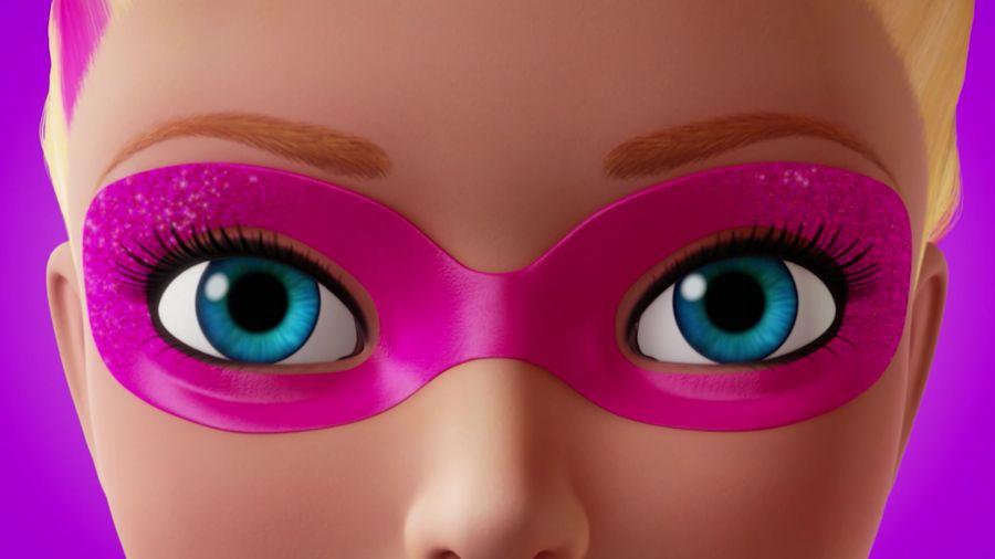 Барби-суперпринцесса