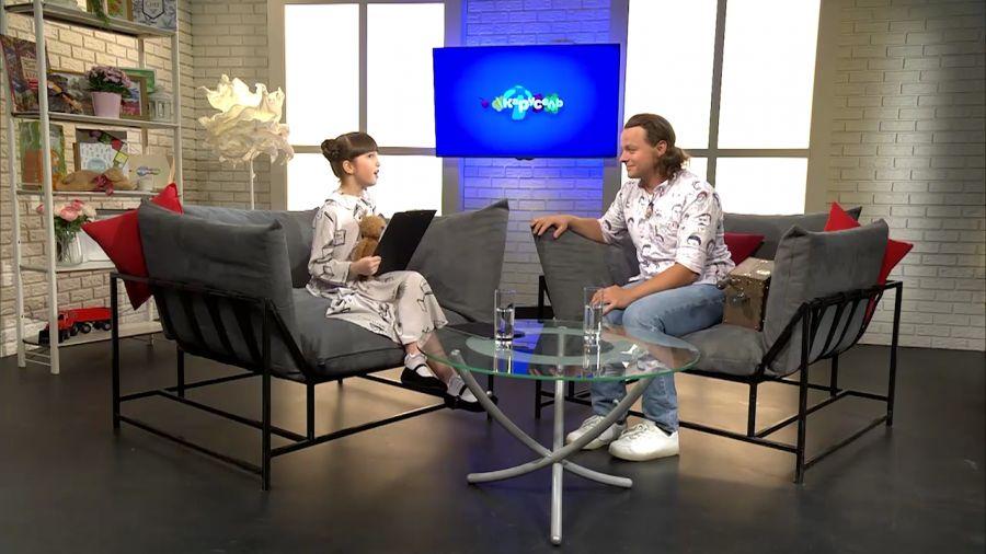 Интервью с Калякой-Малякой