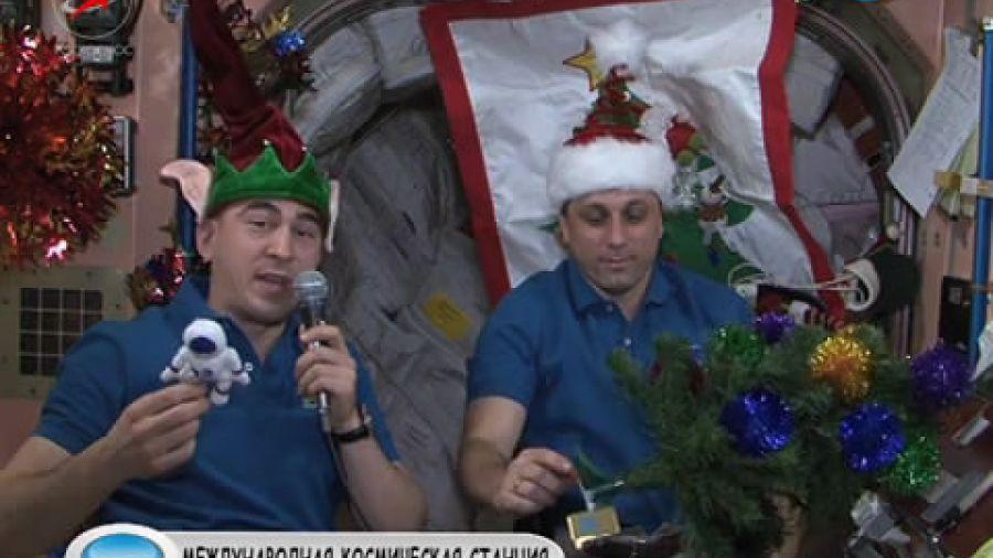 Сколько раз космонавты встречают Новый год в Новогоднюю ночь?