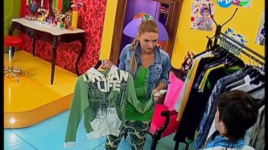 Мода из комода. Выпуск 11. Одежда для настоящего рэпера
